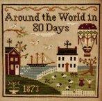 Around the World in 80 Days - LHN115
